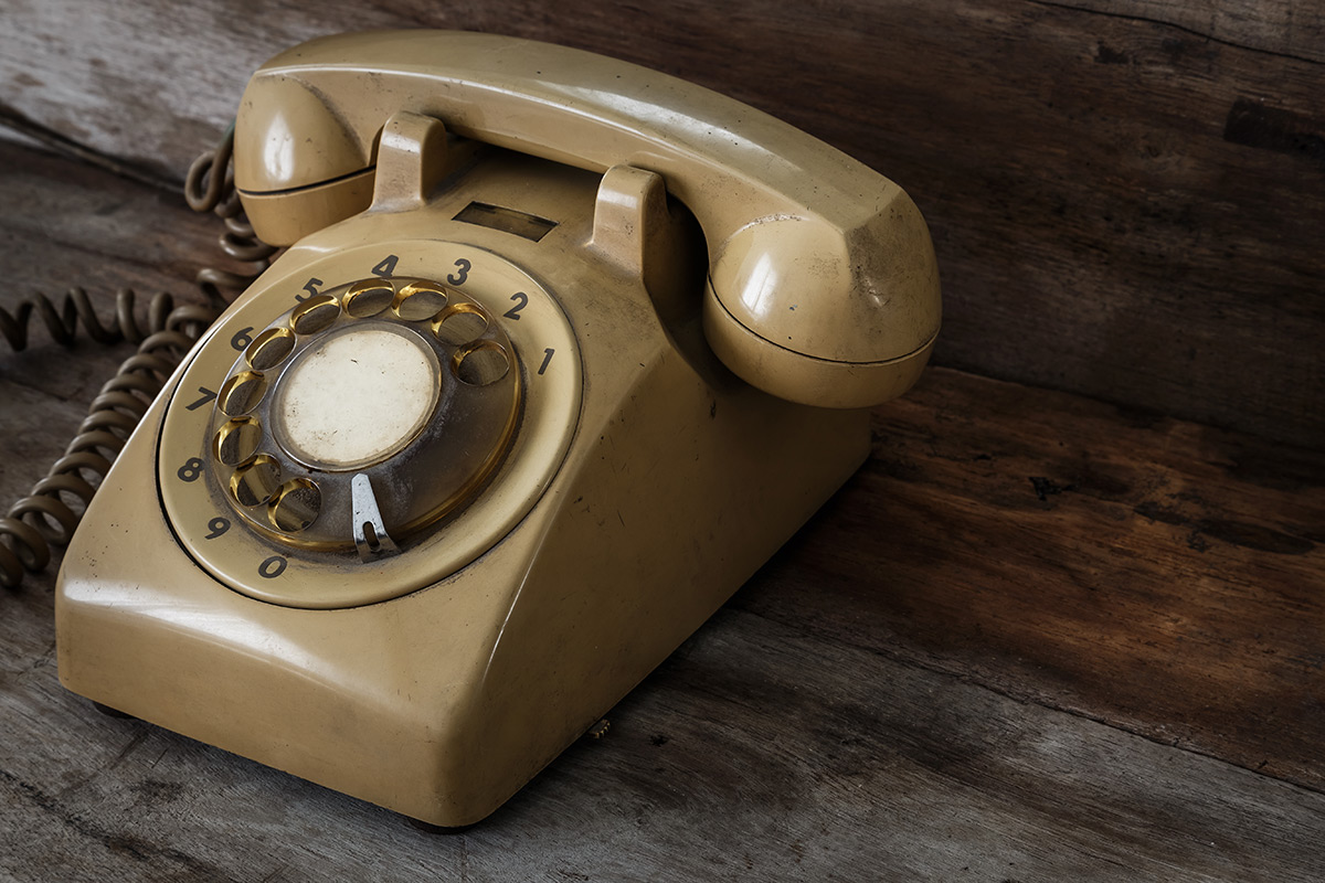 Landline Phones Going Away in Homes, But Businesses Too?!